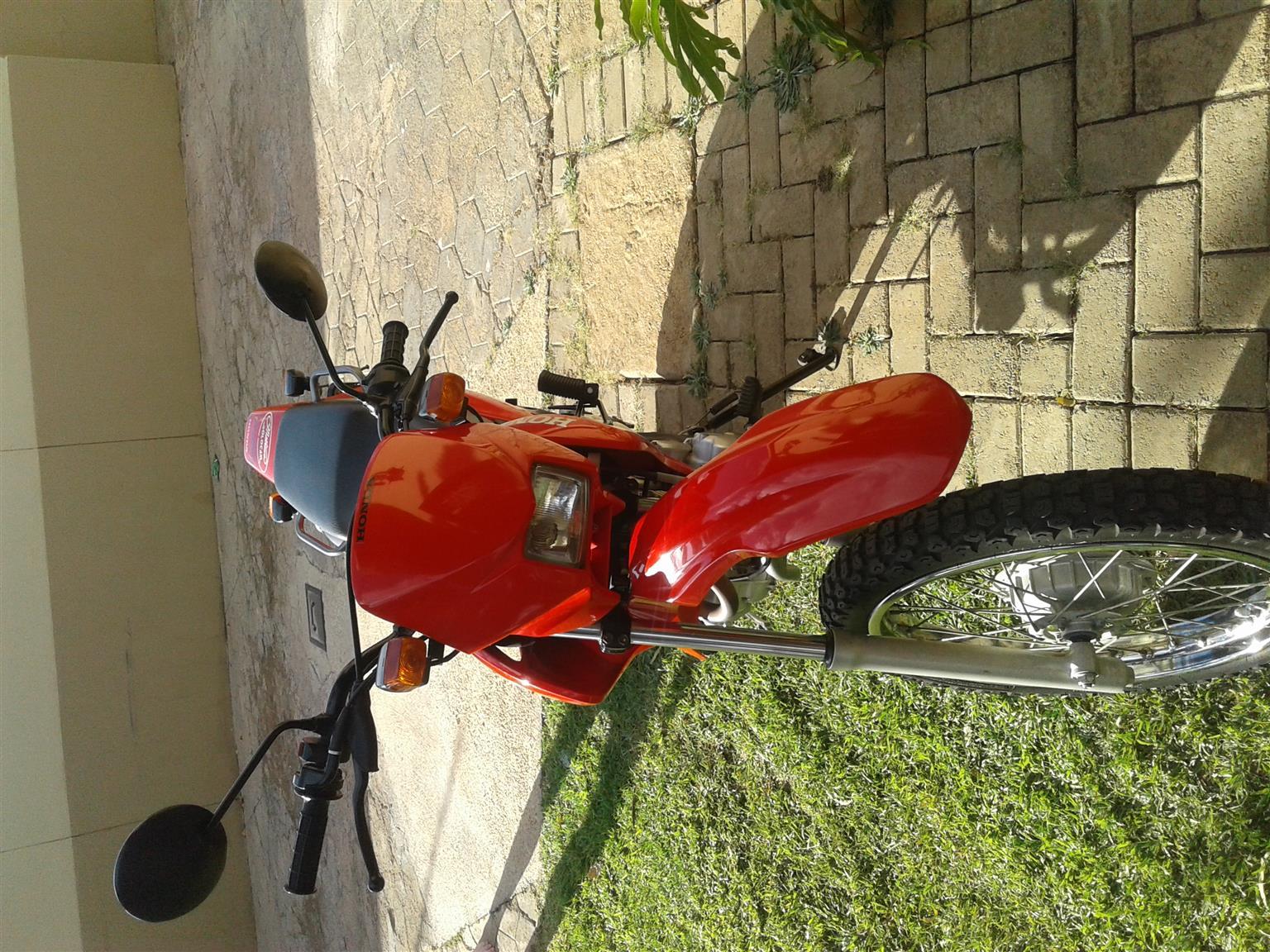 2012 Honda NXR