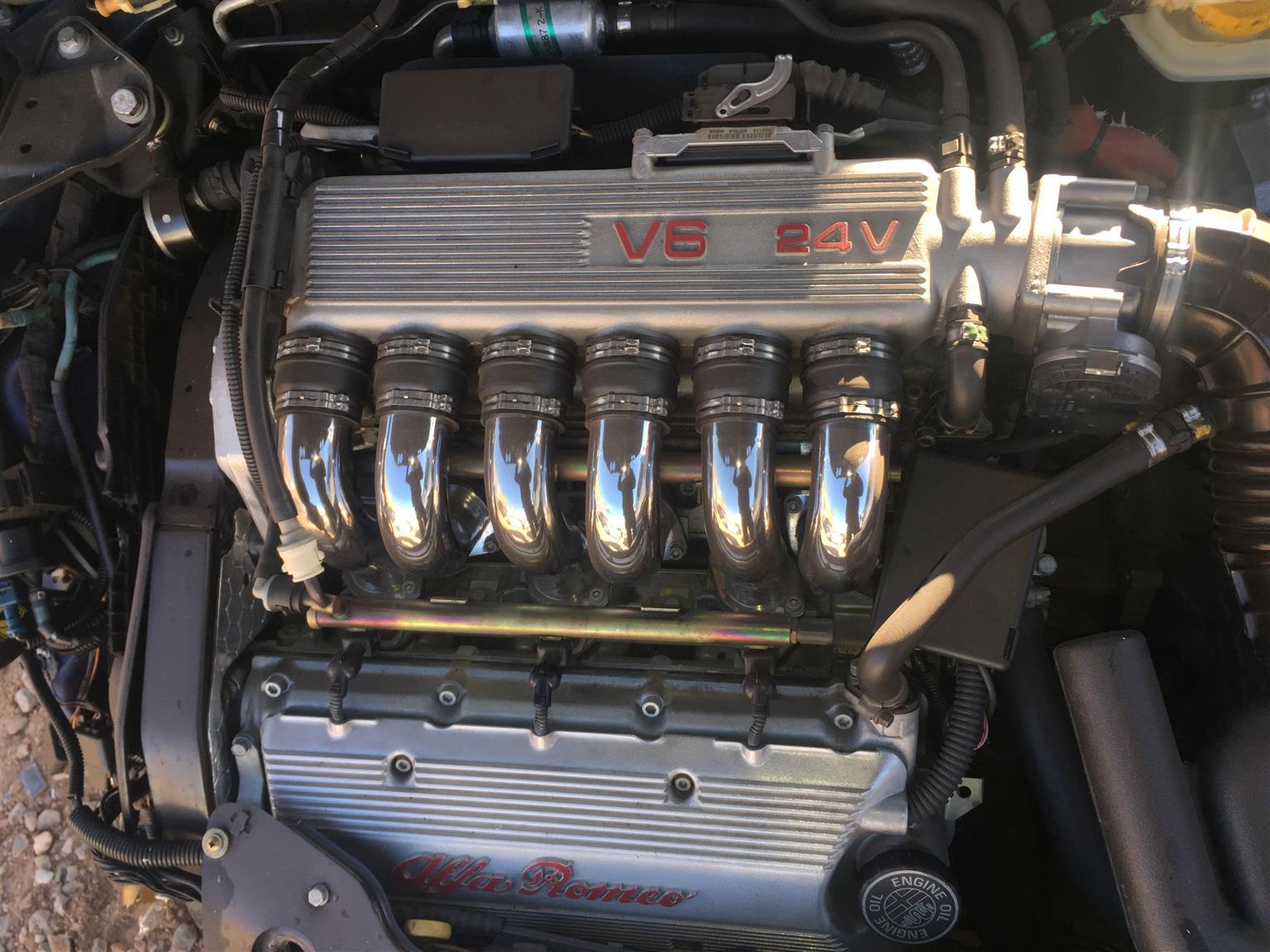 2008 Alfa Romeo Gt 3 2 V6 Distinctive Junk Mail
