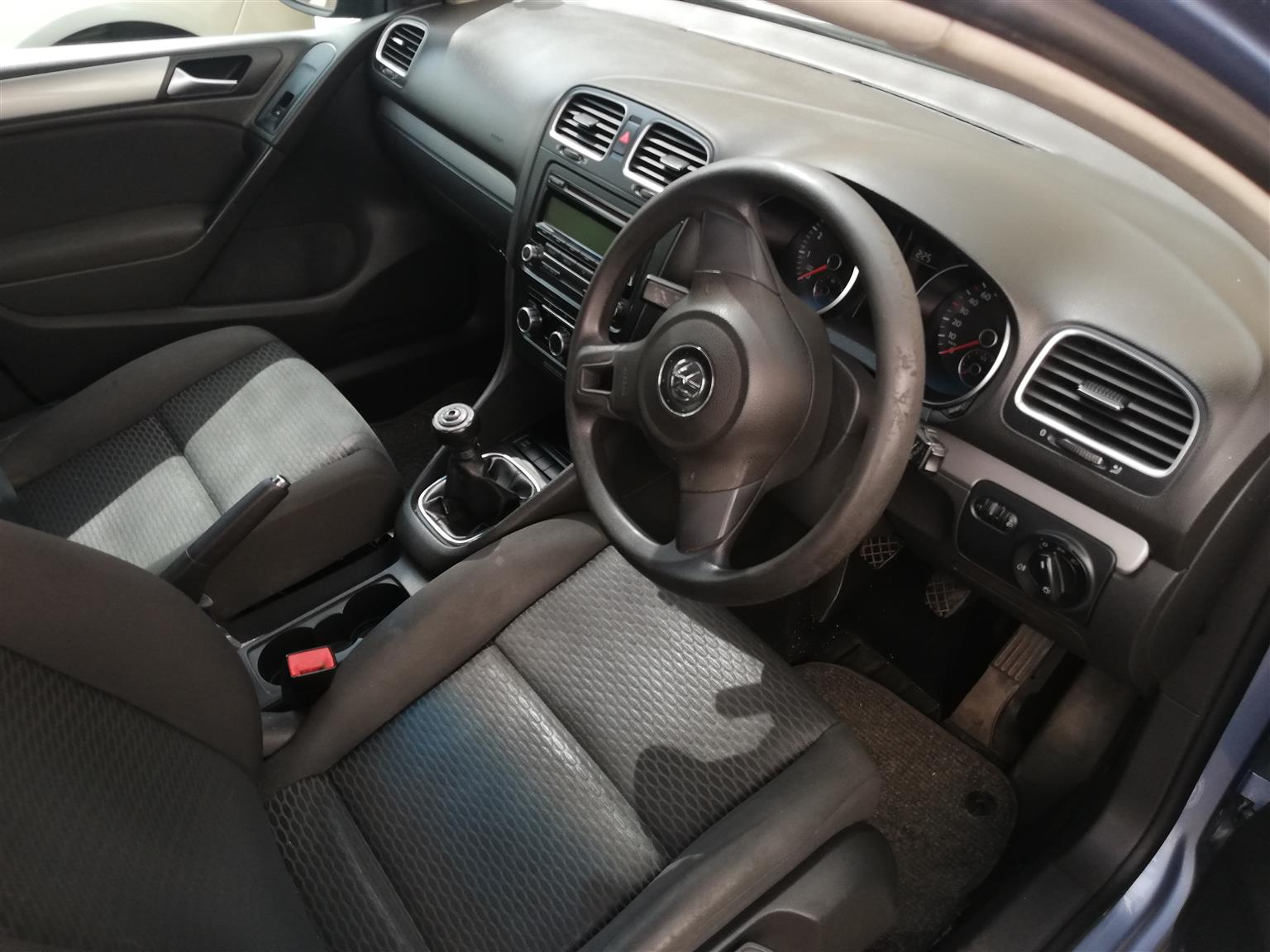 2009 VW Golf 1.6 Comfortline