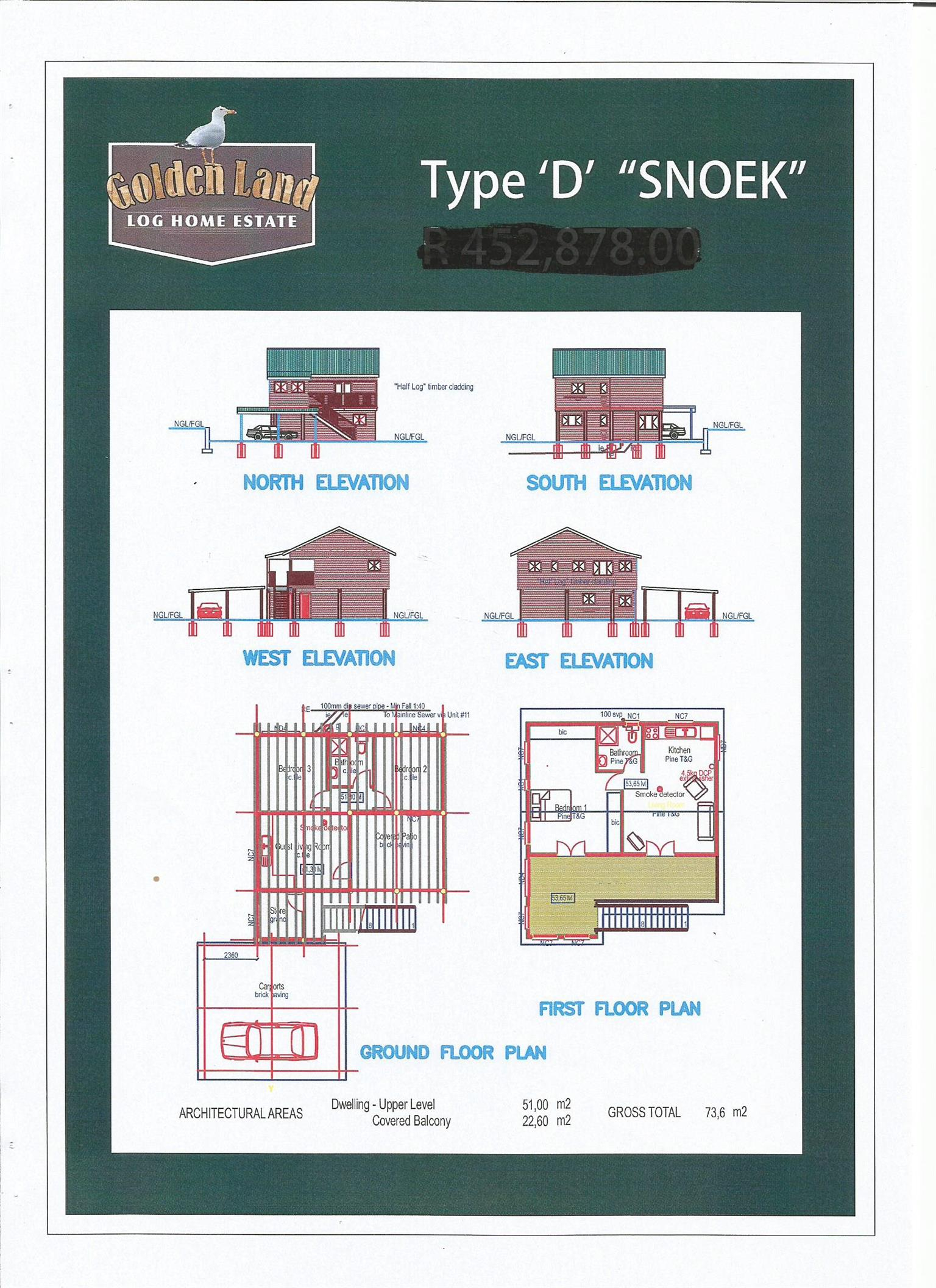 TIMBER FRAME Sectional Title Estate