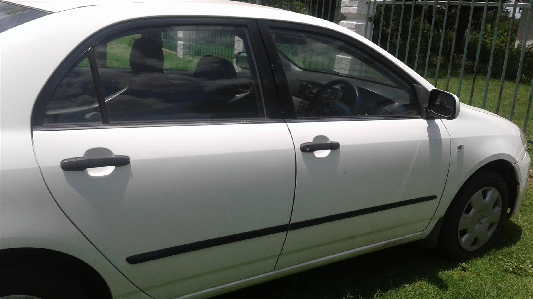 2005 Toyota Corolla 180i GLS