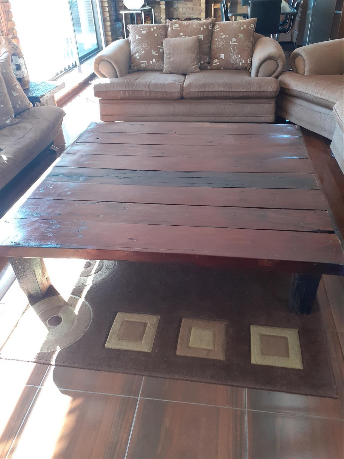 Sleeperwood coffee table