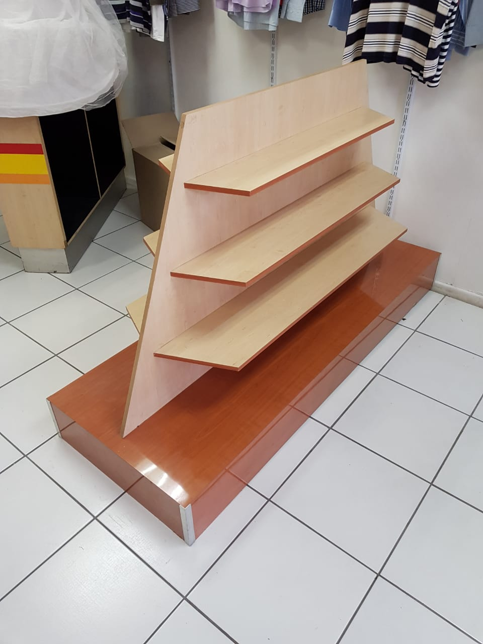 Various Store display stands/units.