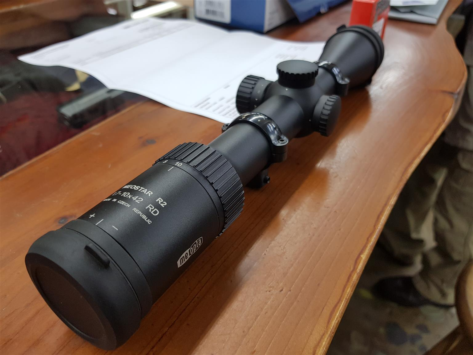 Meopta Meostar scope