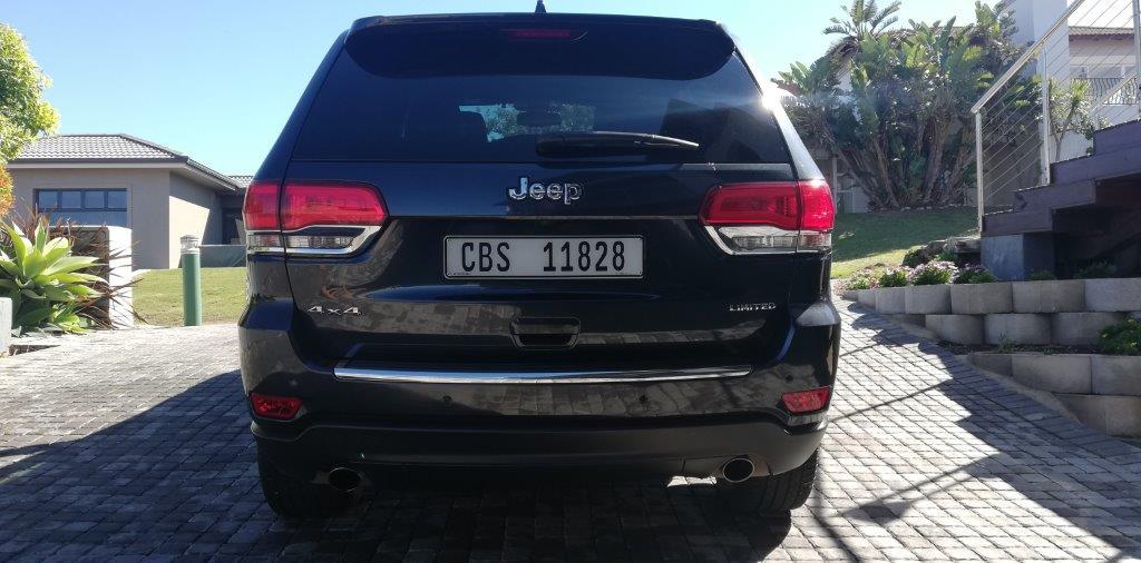 2014 Jeep Grand Cherokee 3.6L Limited