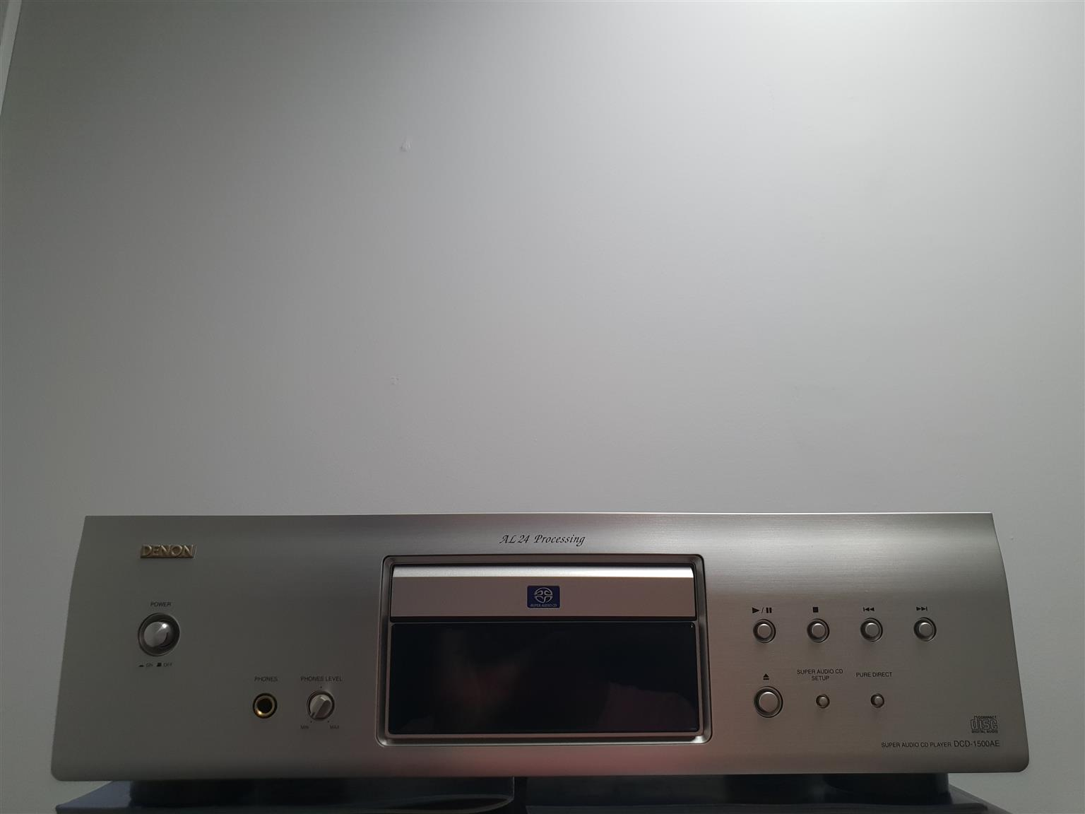 Denon CD player