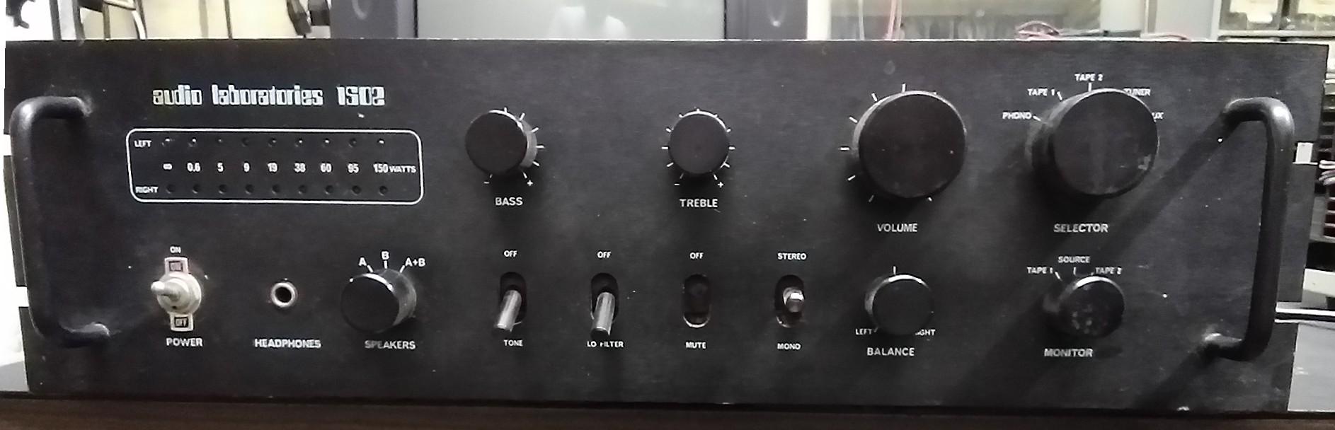 PA amplifier equipment