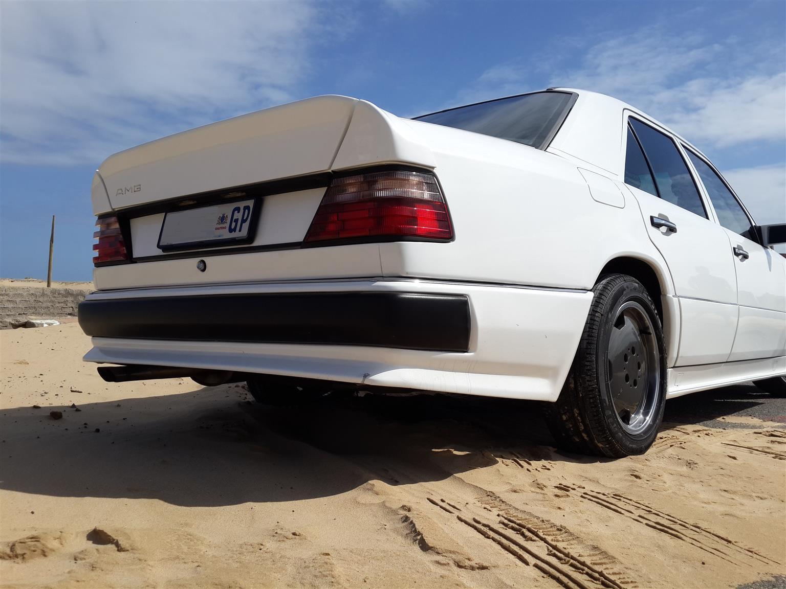 1992 Mercedes Benz 300E