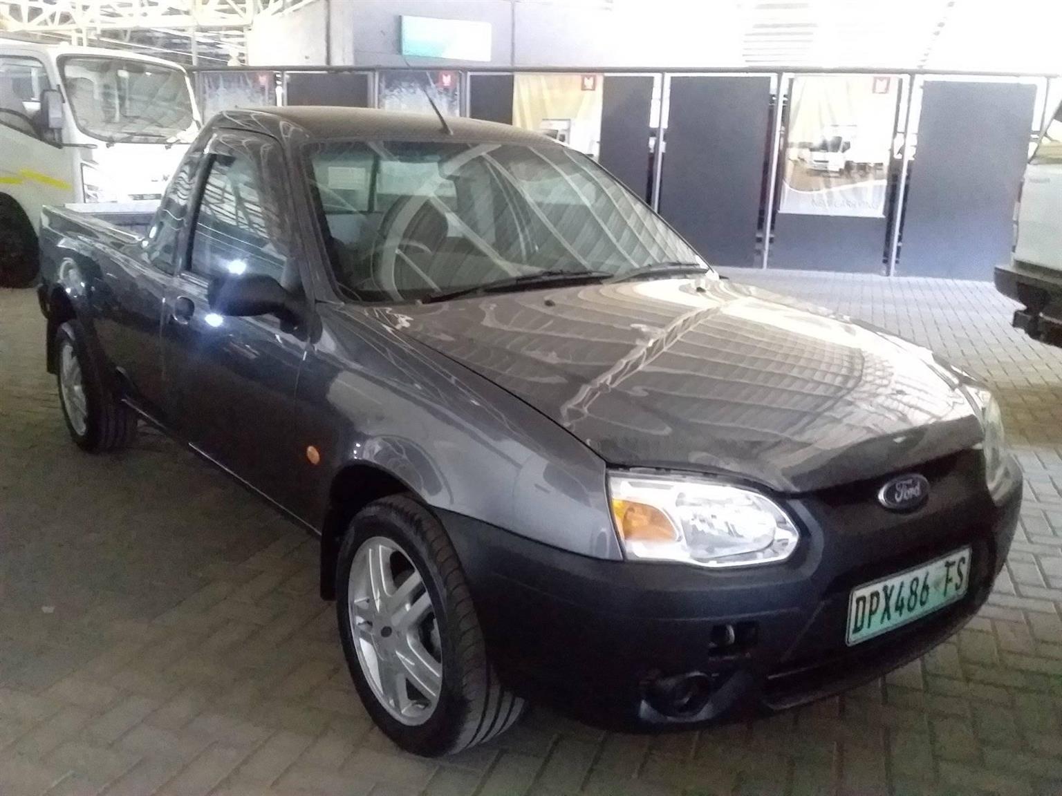 2009 Ford Bantam 1.6i