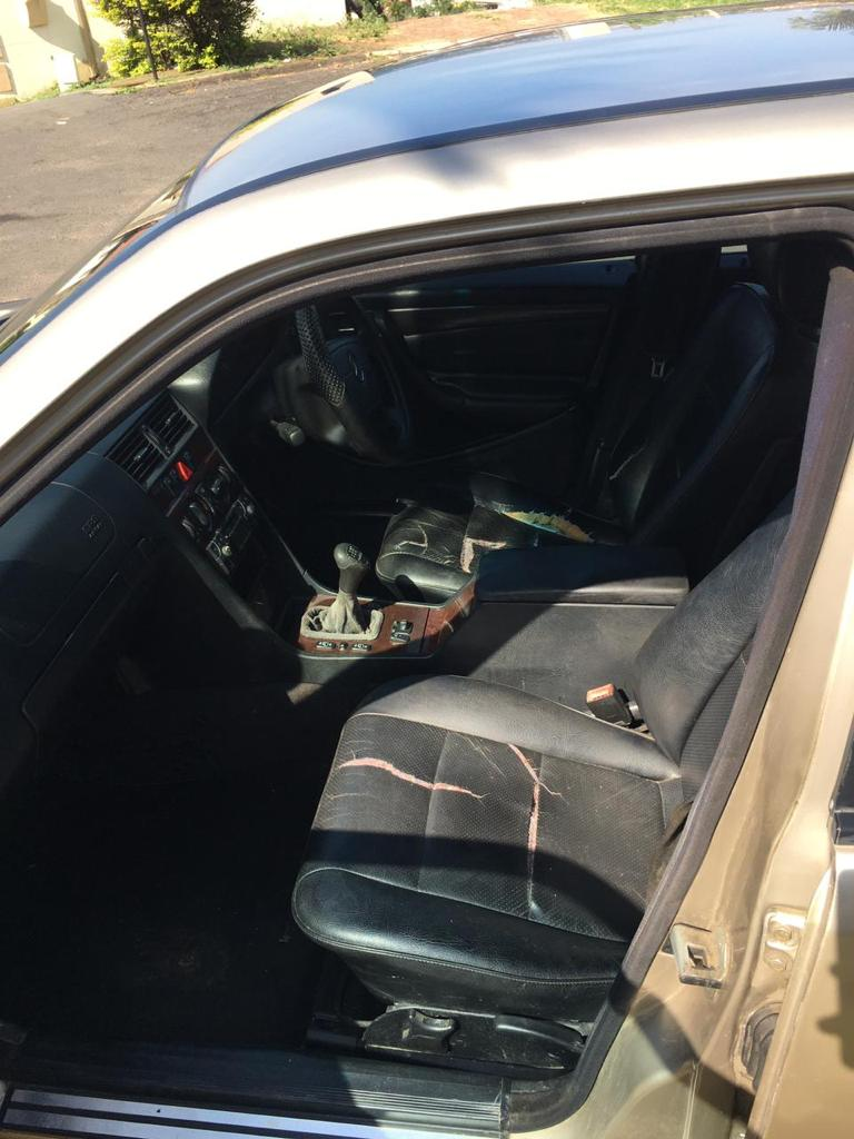 1999 Mercedes Benz C180 Manual Transmission
