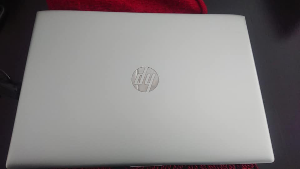 HP Probook core i7 8th gen.