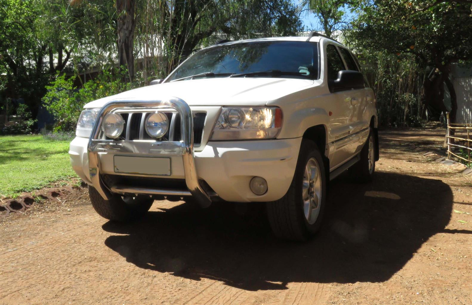 2004 Jeep Grand Cherokee 3 0crd Overland Junk Mail