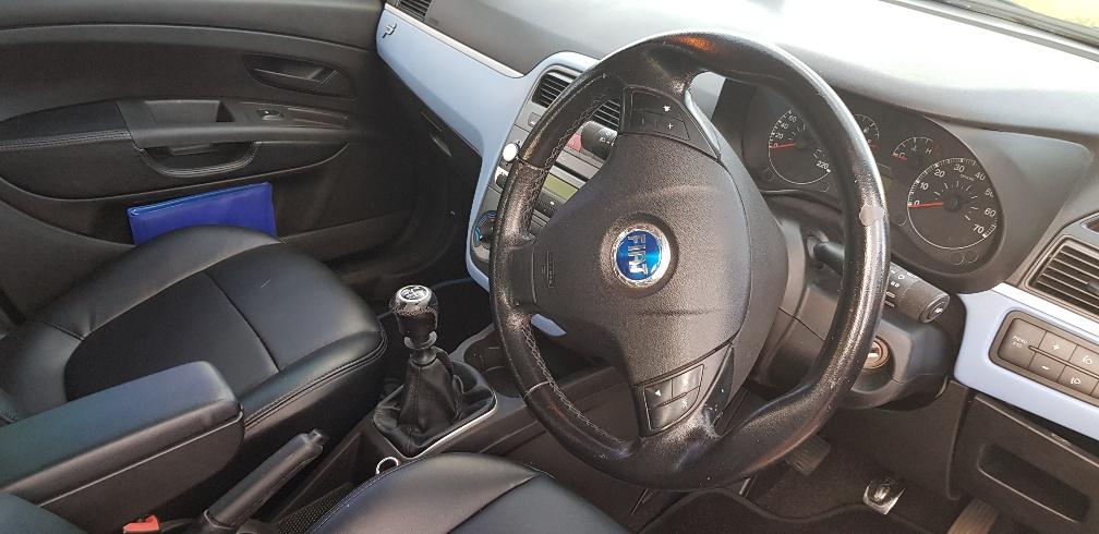 2007 Fiat Punto Grande  1.4 5 door Active