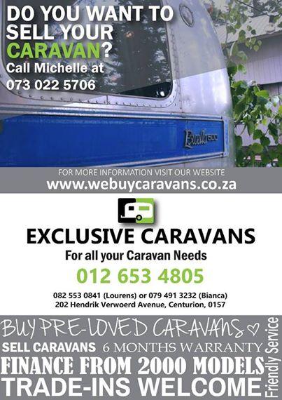 Koop en verkoop van Karavane