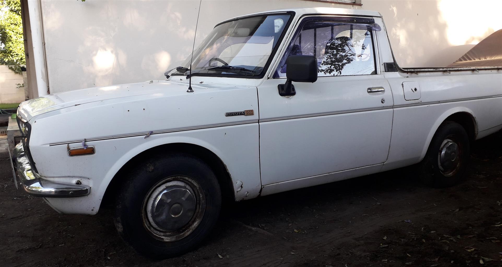 1979 Toyota 1200 Pick Up