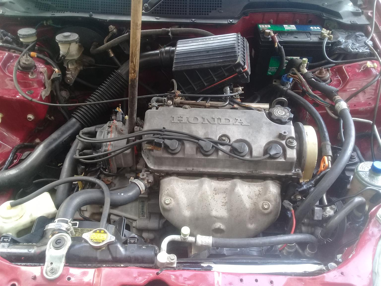 1996 Honda Ballade 1.5 Executive