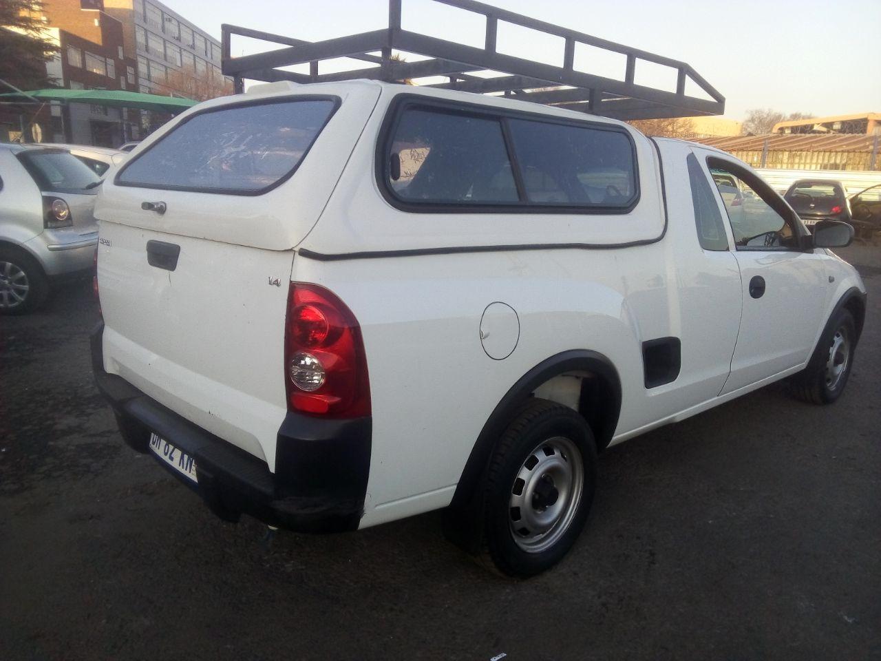 2011 Chevrolet Corsa Utility 1.4 Club