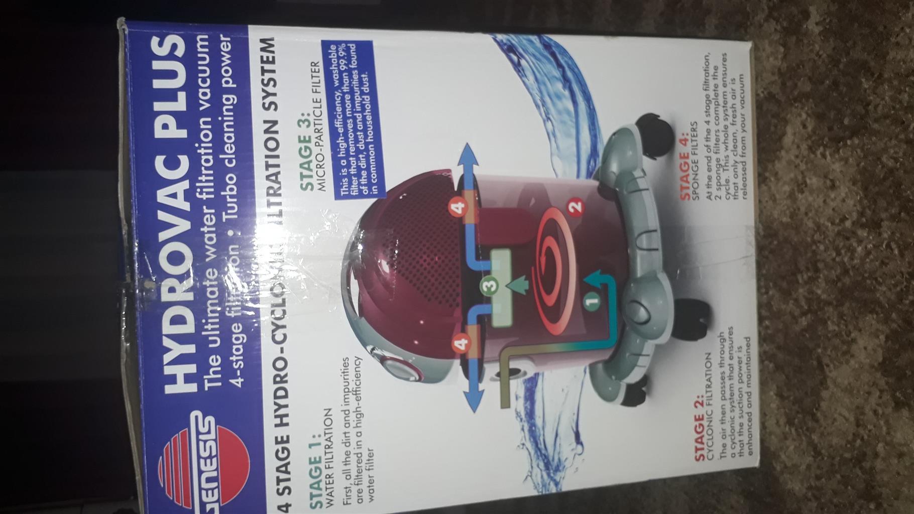 Genesis Hydrova Plus