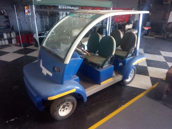 Golf Cart 4 seater