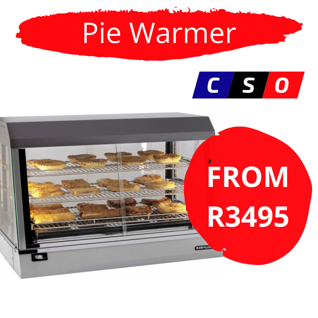 Brand New Pie Warmer 660mm for sale