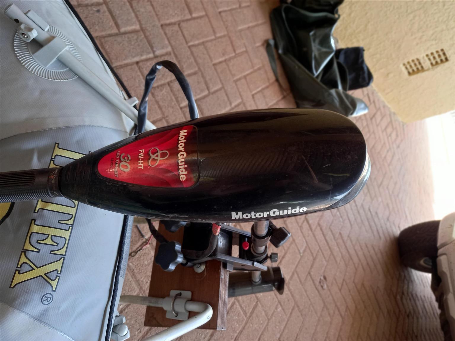 Mariner Intex 4 Inflatable Boat