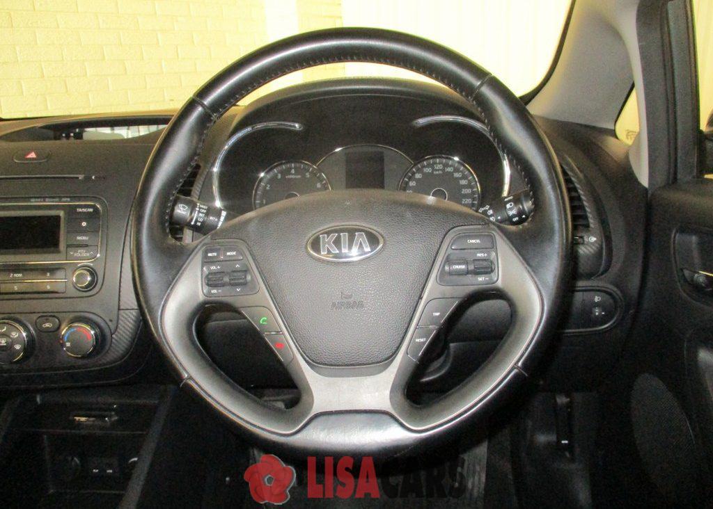 2015 Kia Cerato 1.6 EX 5 door