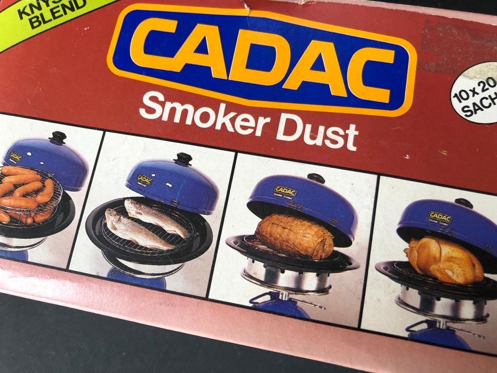 Cadac Smoker dust - for a different taste sensation