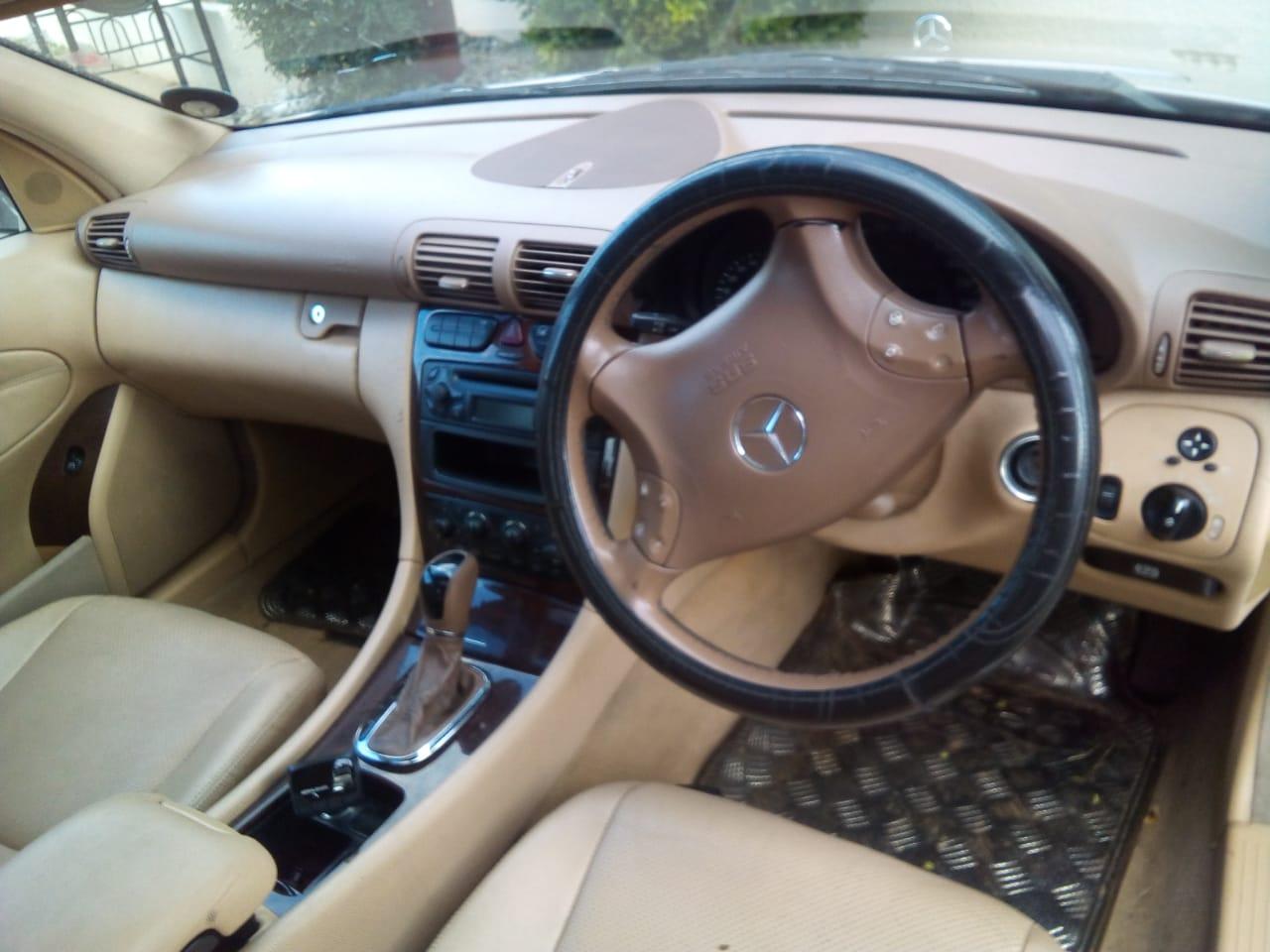 2003 Mercedes Benz E-Class E220d cabriolet