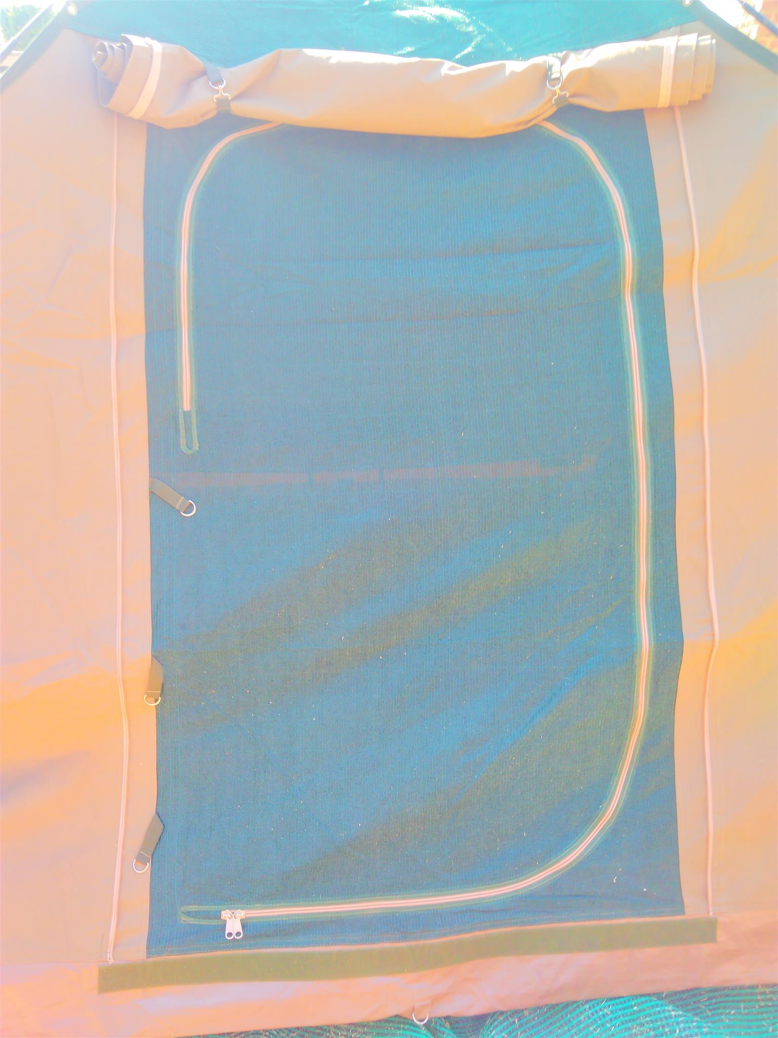 Kalahari campmaster tent