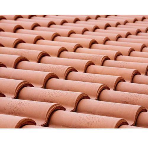 Concrete Roof Tiles Red