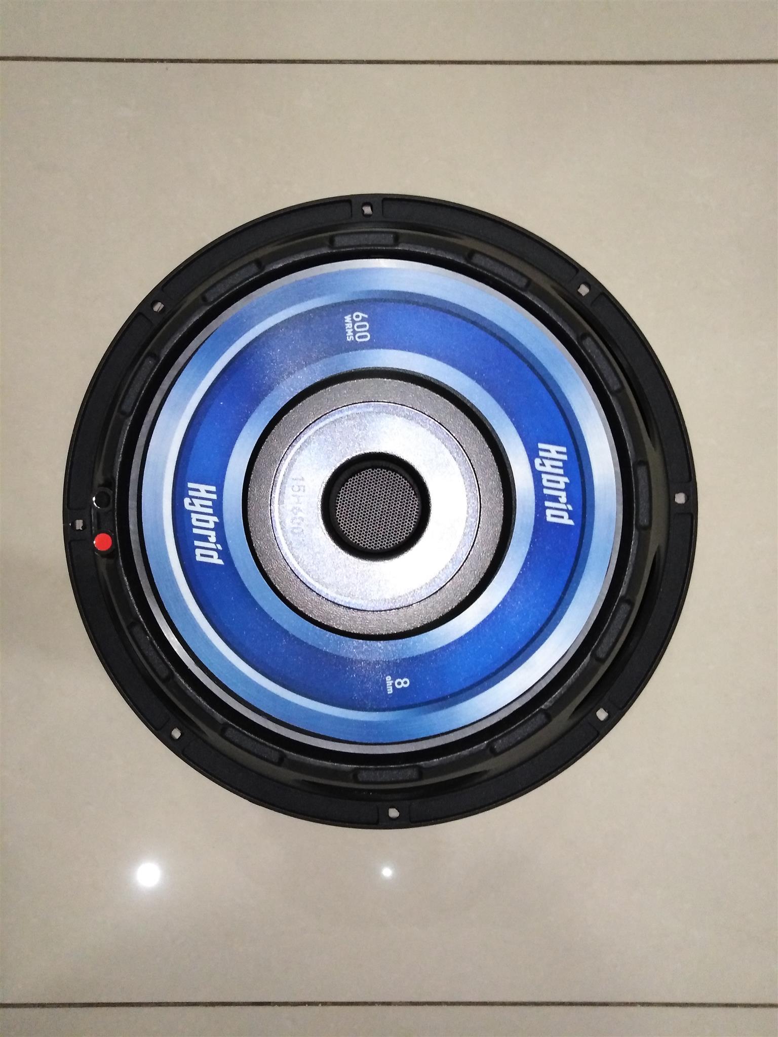 Hybrid 15 inch 600 RMS 15H600
