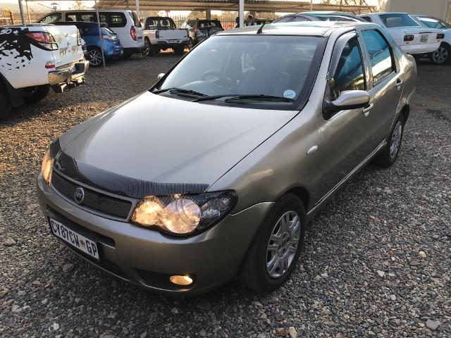 2005 Fiat Palio 1.6 ELX 5 door