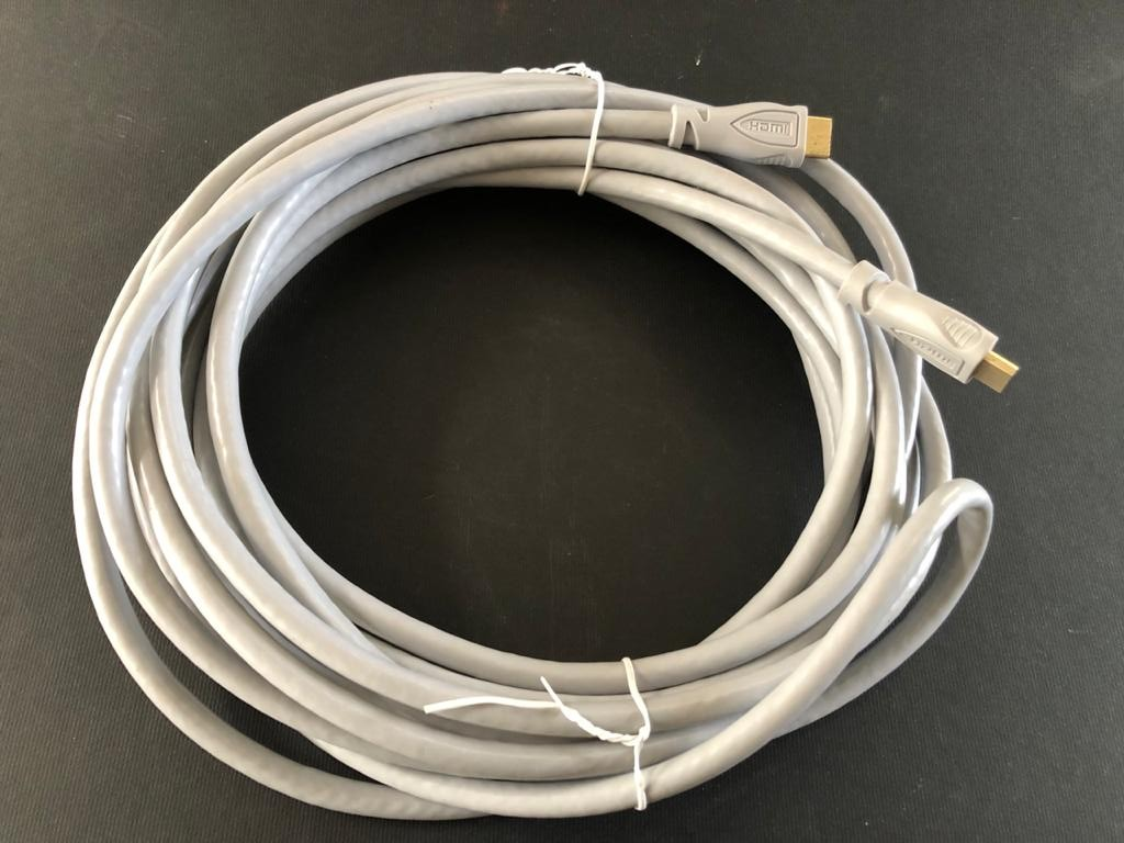 Brand new High quality HDMI cable - 8m long
