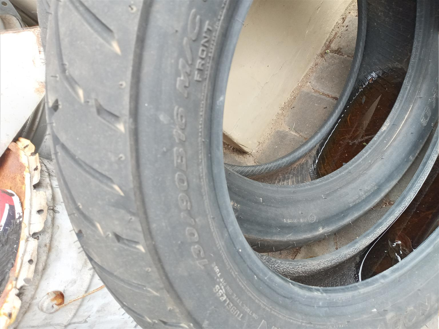 brand new tyres for scooter and cuser