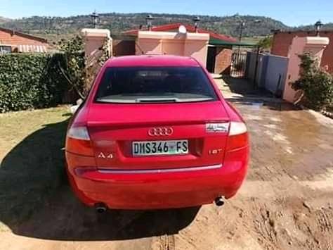 2005 Audi A4 1.8T
