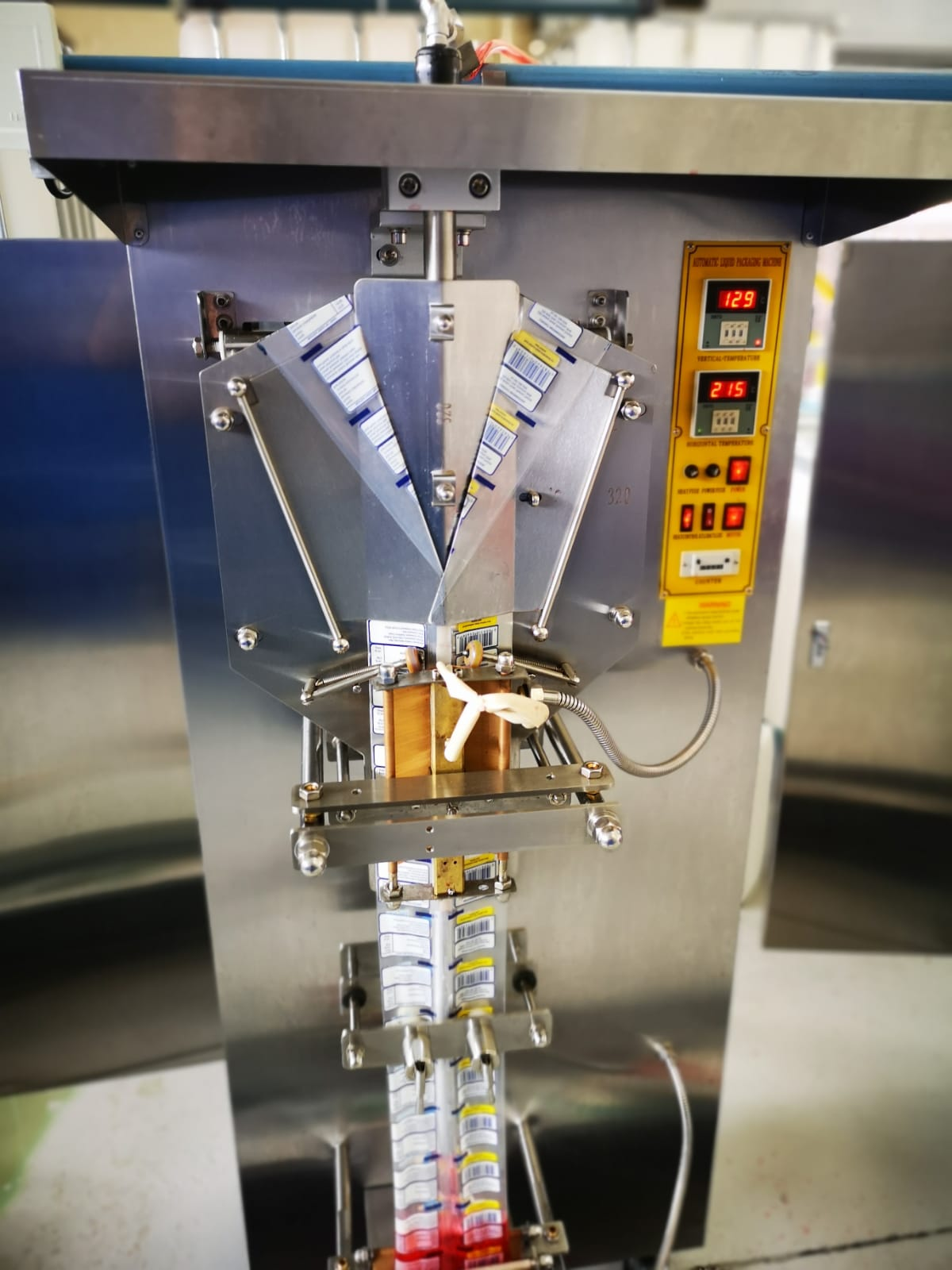 Ice Lolly Machines