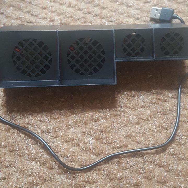 Psr cooling fan