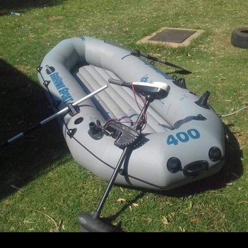 seahawk sport 400