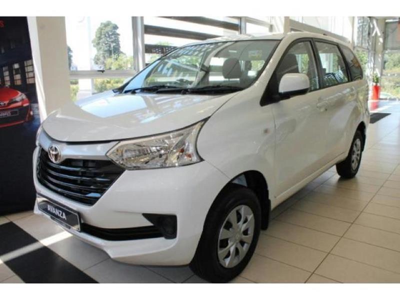 2016 Toyota Avanza AVANZA 1.5 SX