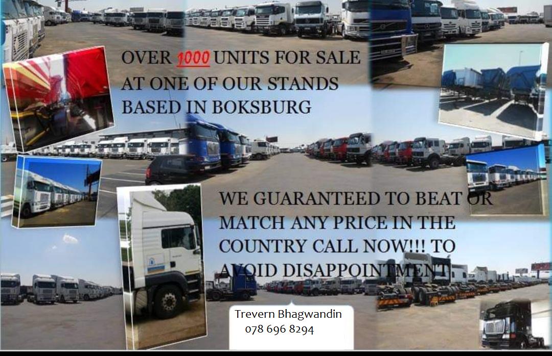 Ubuntu Truck, Trailers for sale