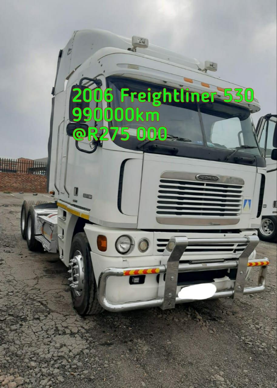 Freightliner 2006 530
