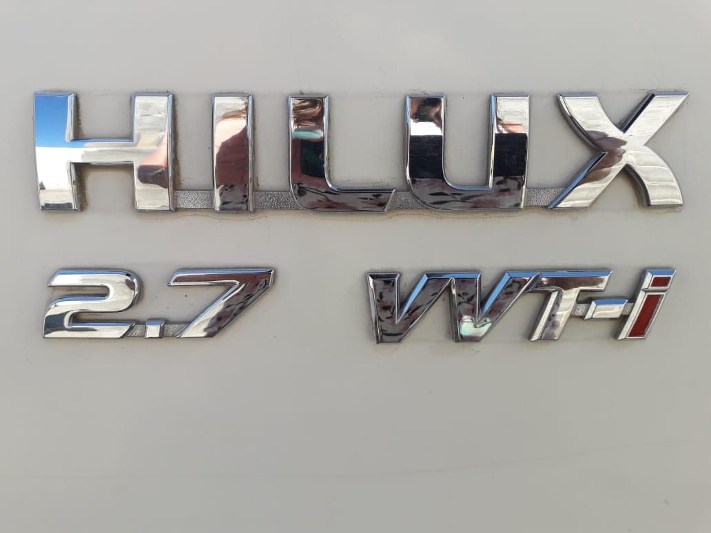 2007 Toyota Hilux 2.7 Raider