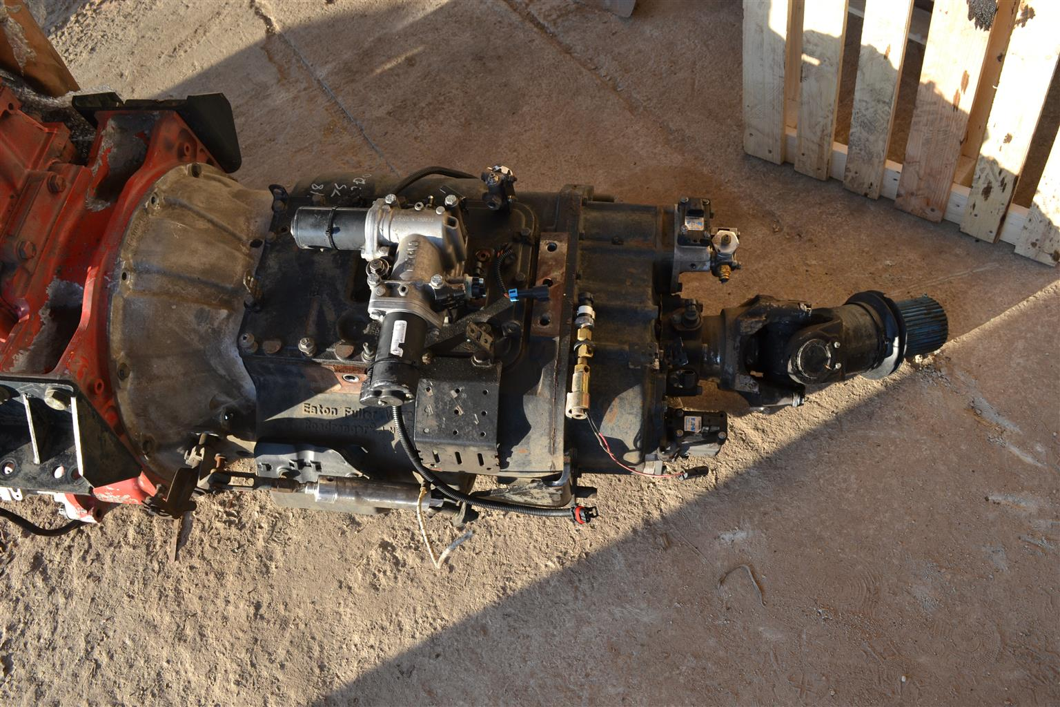 EATON FULLER GEARBOX R35 000 - MOTOR CITY AUTO SPARES