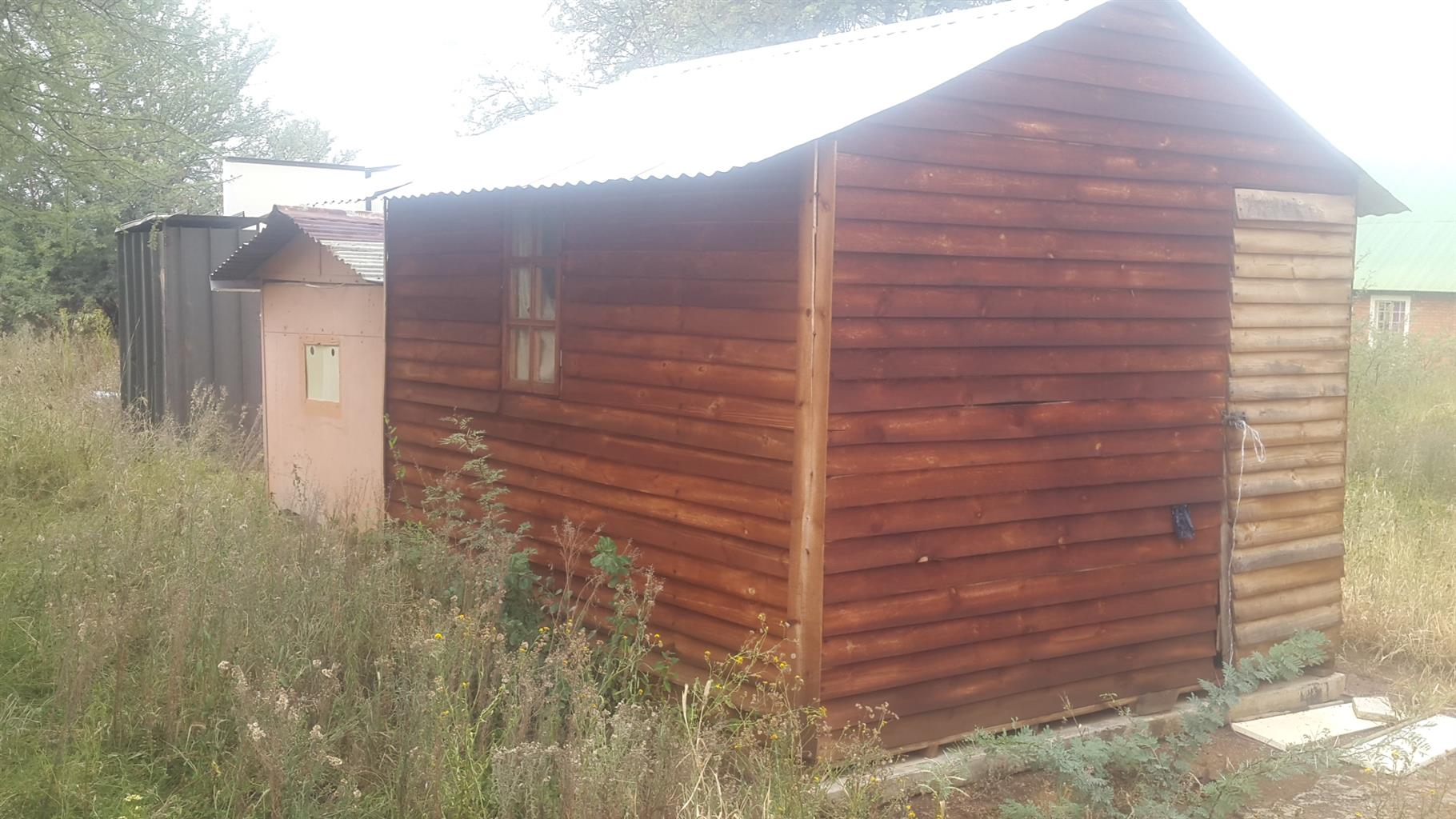 Plot for sale 50% shares