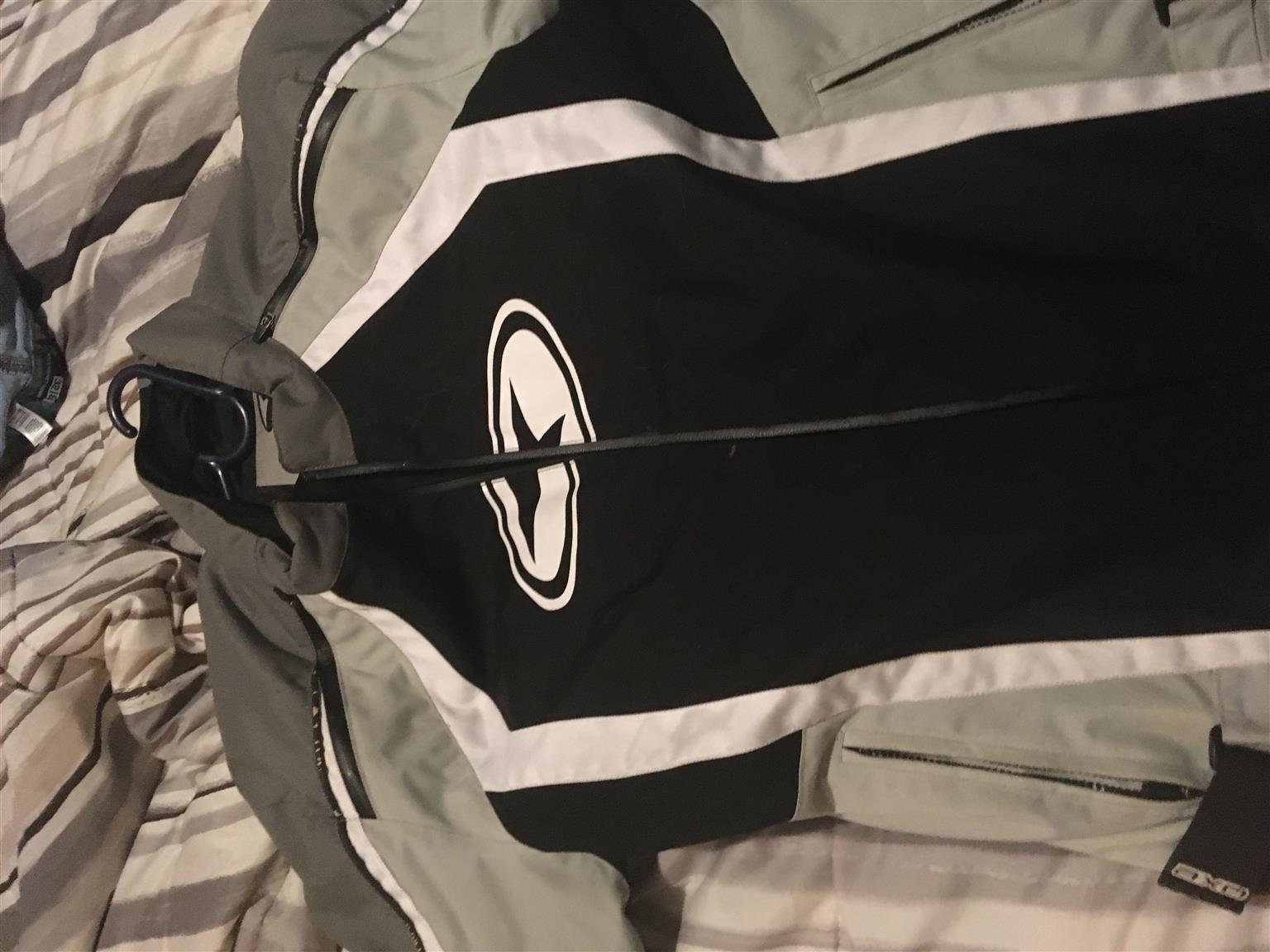 AXO biker jacket
