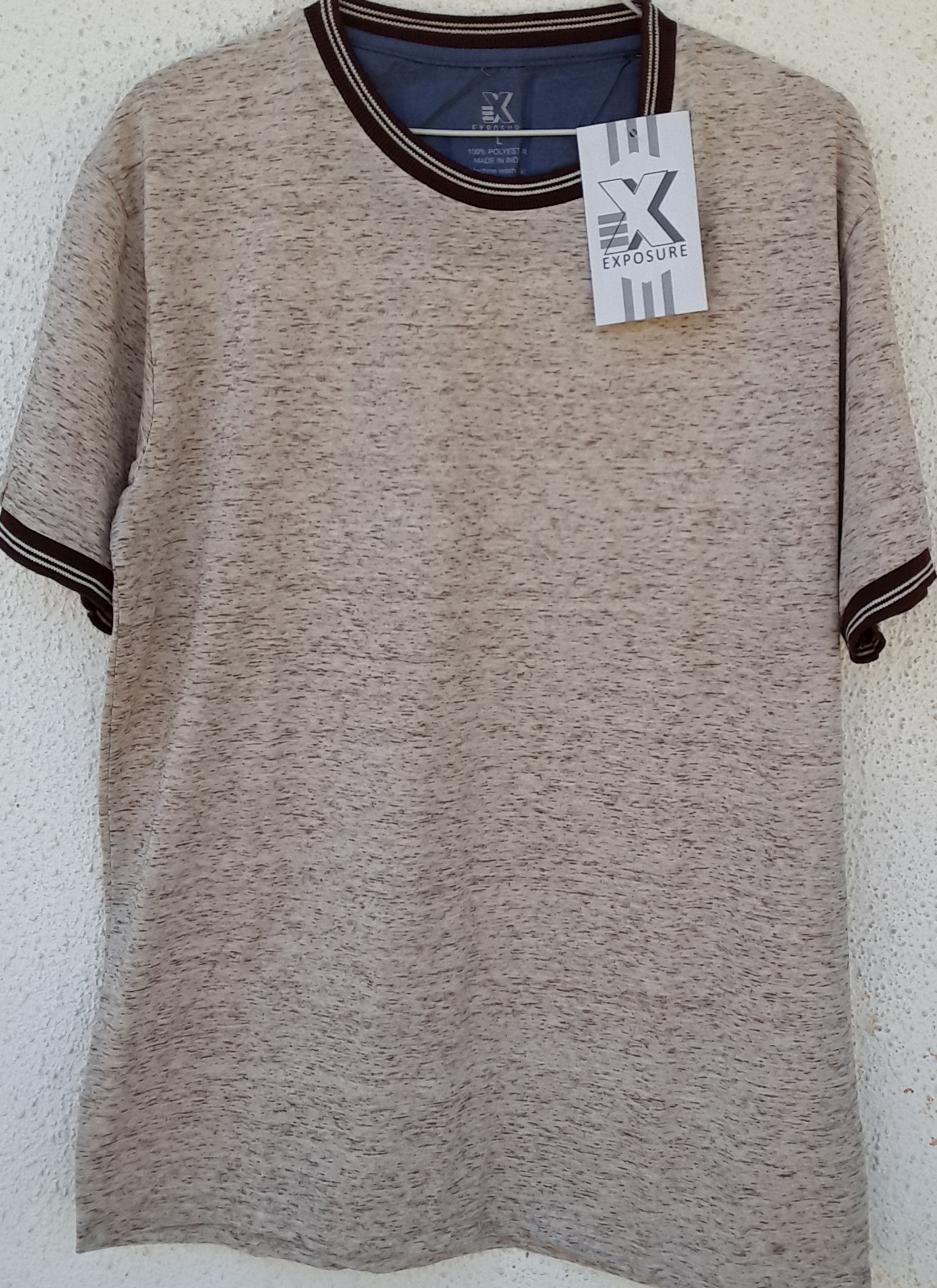 Exposure - Men's T-shirts For Incredible Price of R70.00.