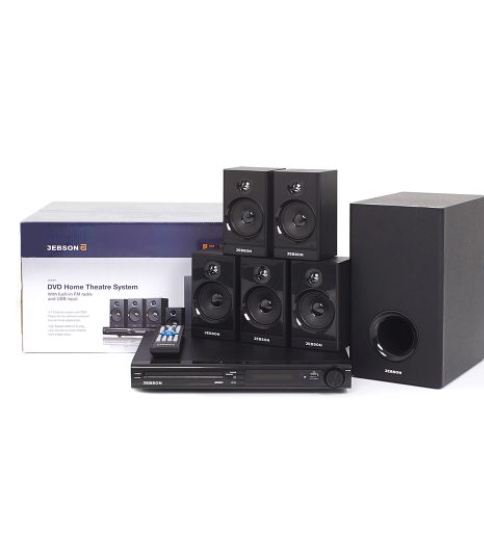Factory VALUE Deal!Jebson 5.1 DVD and Speaker System(brand new boxed)