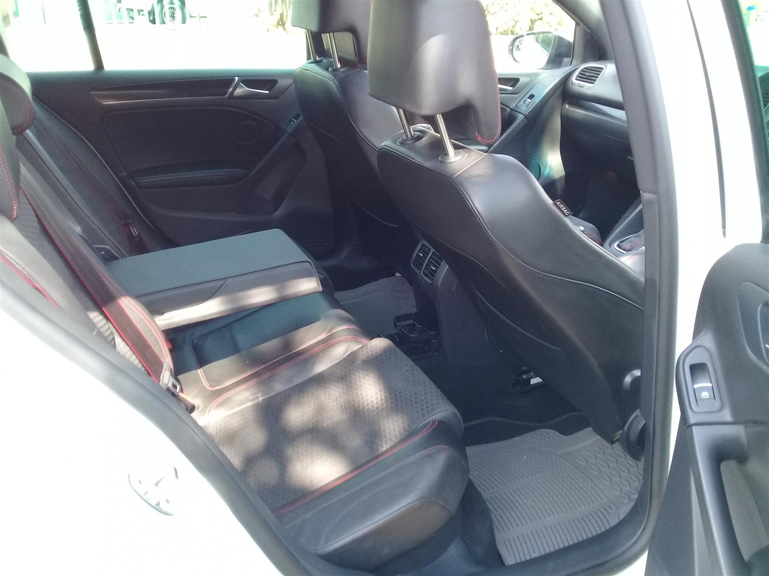 2012 VW Golf GTI Edition 35 auto