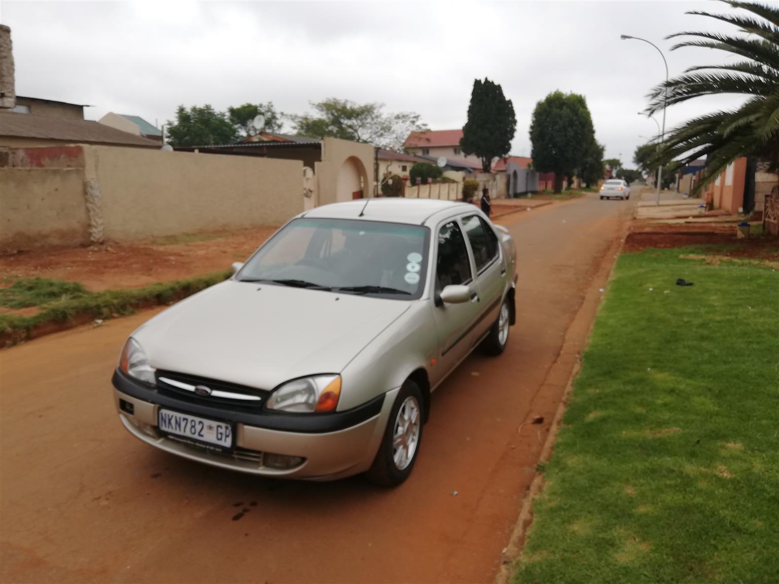 2002 Ford Ikon 1.6i CLX