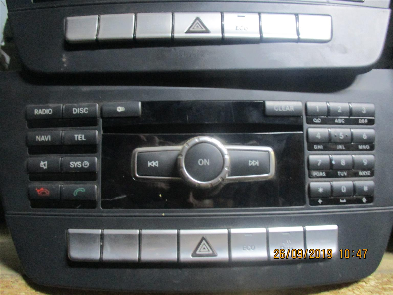 Mercedes Radio's for sale